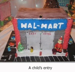 Gingerbread WalMart