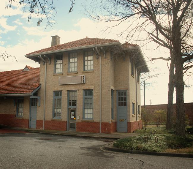 Building in Greer